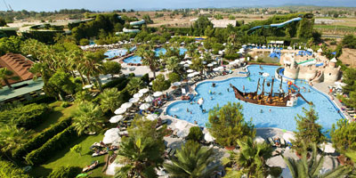Last Minute Urlaub 4 Sterne Ali Bey Park Hotel 2 leckere Hotels