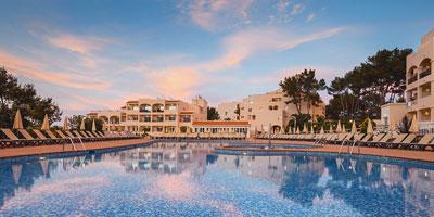 Last Minute Urlaub 4 Sterne Invisa Club Cala Verde 2 leckere Hotels
